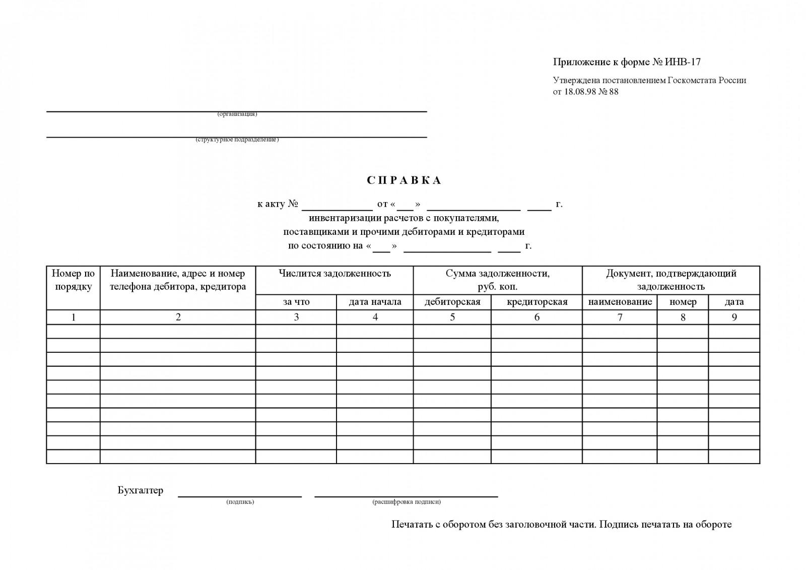бланк заявления о замене выдаче паспорта форма 1п