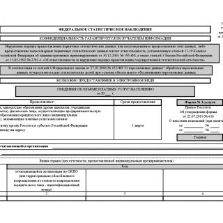 Форма N 1-услуги (годовая). Сведения об объеме платных услуг населению от 22.07.2019 N 418