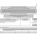 Форма П-6. Сведения о финансовых вложениях и обязательствах