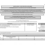 Форма ДАФЛ. Обследование деловой активности организации, осуществляющей деятельность в сфере финансового лизинга