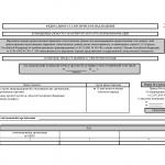 Форма 1-конъюнктура. Обследование конъюнктуры и деловой активности в розничной торговле