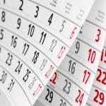 Выходные и праздники в 2016 году