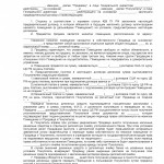 Предварительный договор